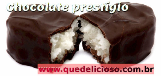 chocolate tipo prestigio